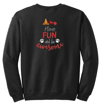 Fun Obedience Sweatshirt