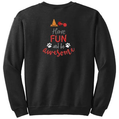 Fun Obedience Sweatshirt