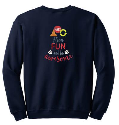 Funny Rally-O Sweatshirt