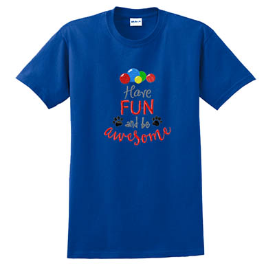 Fun Treibball TShirt