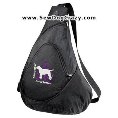 Cool Tribal Labrador Bag