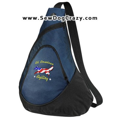 All American Dog Agility Bag