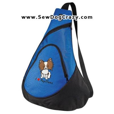 Cartoon Papillon Bag