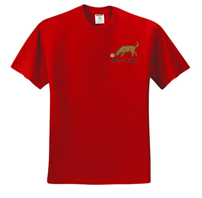 Chesapeake Bay Retriever Nose Work Tshirt