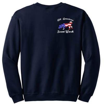 Mixed Breed Scent Work Sweatshirt