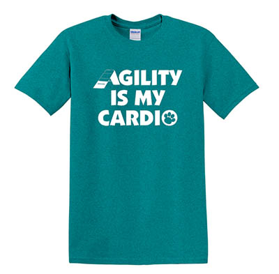 Agility Is My Cardio TShirt
