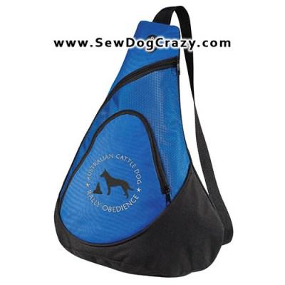 Cattle Dog RallyO Bag