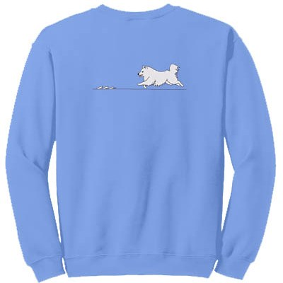Eskimo Dog Lure Coursing Sweatshirt