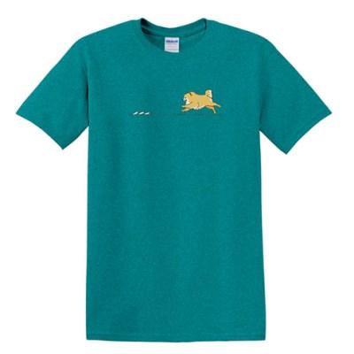 Pomeranian Lure Coursing Tshirt