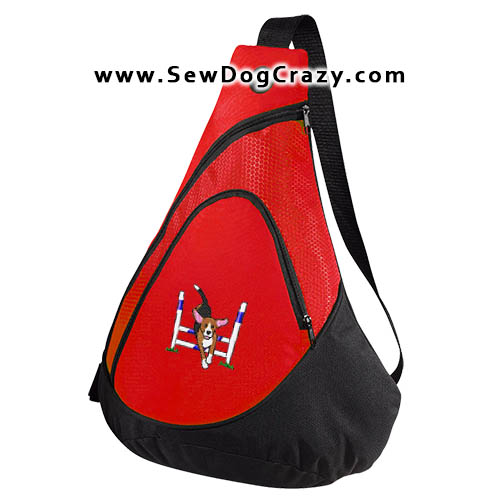 Cartoon Agility Beagle Bag