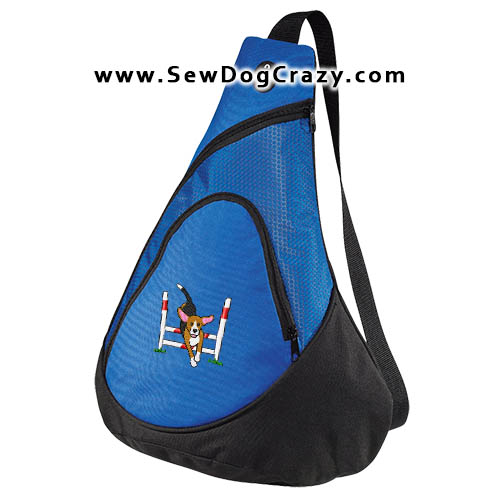 Cartoon Beagle Agility Bag