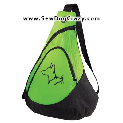 Miniature Pinscher Barn Hunt Bag