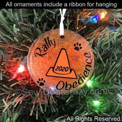Rallyo Ornaments