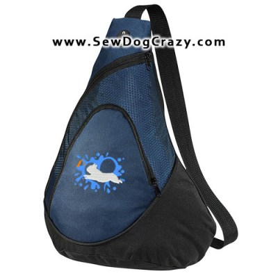 French Bulldog Dock Jumping Bag