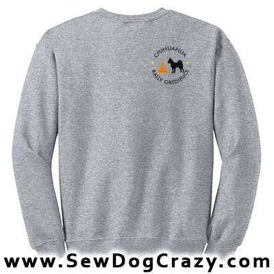 Chihuahua RallyO Sweatshirt