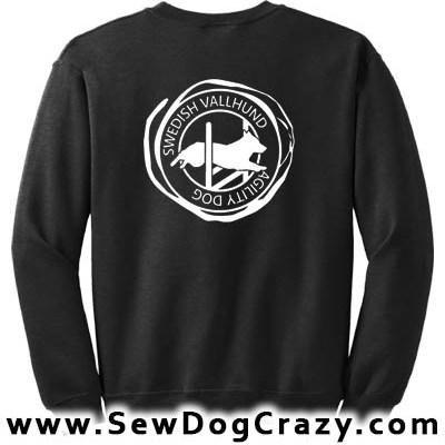 Vallhund Agility Sweatshirt