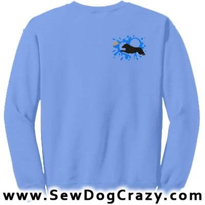 Mini Aussie Dock Jumping Sweatshirts