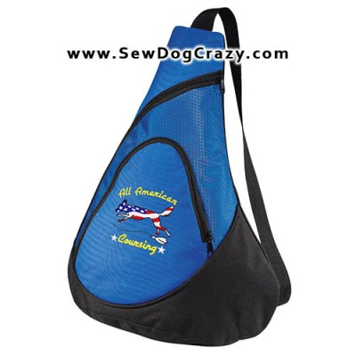 All American Lure Coursing Bag