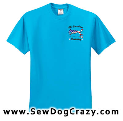 Mixed Breed Lure Coursing Tshirt