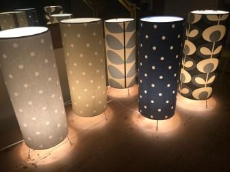 Various Floor lamps