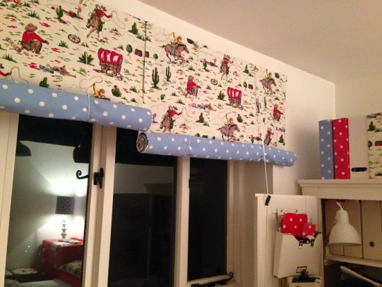 Cath Kidston Roll up blind