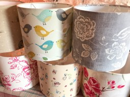 Various Lampshades