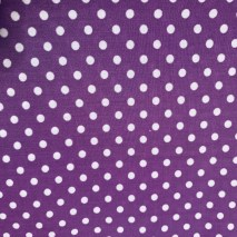 13 - Purple Dotty