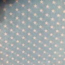 2 Pale Blue Stars