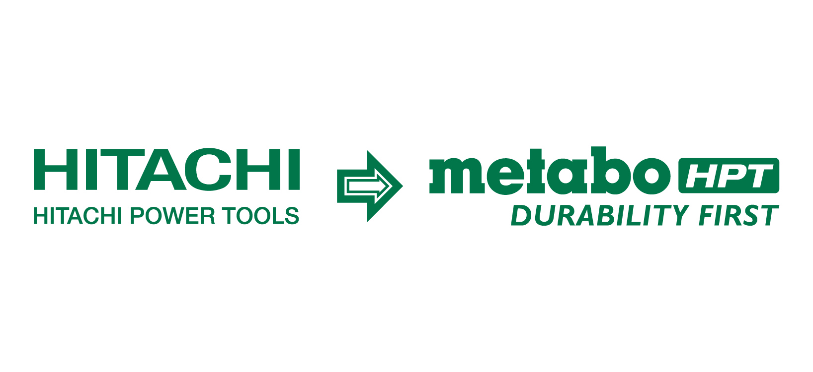 Hitachi is now Metabo HPT