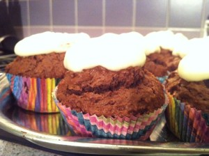 Topping Cupcakes