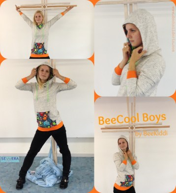 BeeCool Boys big collage