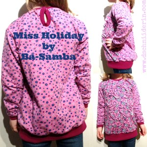 Miss & Mister Holiday Collage
