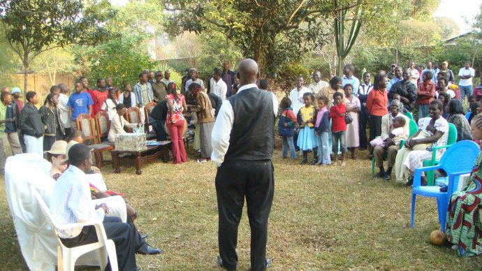 engagementparty malawi