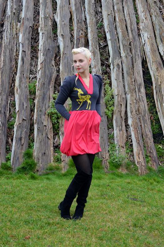 bday dress 1