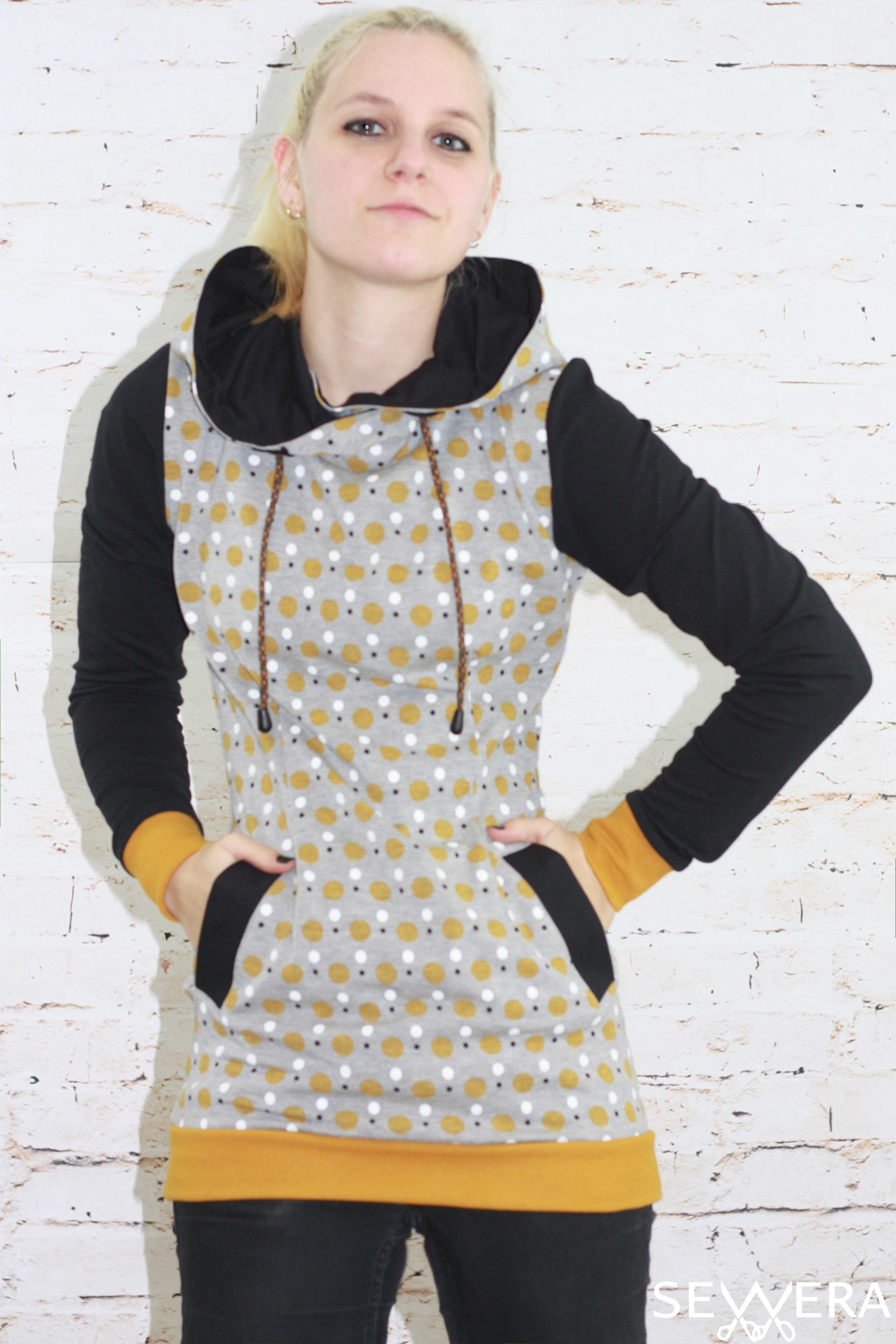 Jpg Damen Fashion Kapuzenpullover Sewera Schnittmuster Vmn8w0n DYW29eEIHb