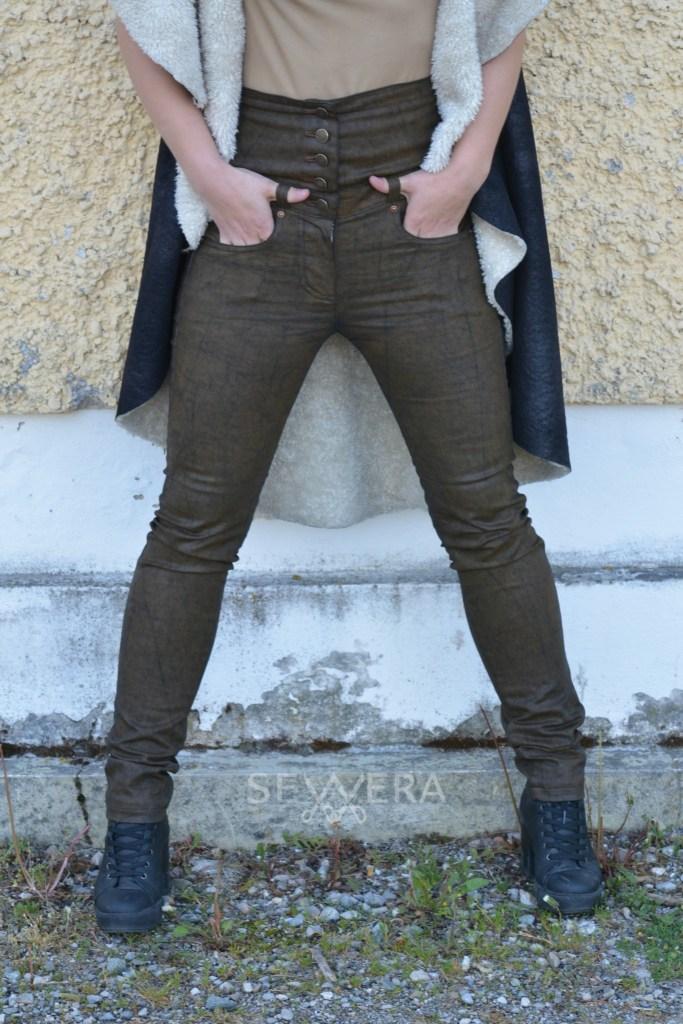 stretch jeans fashion diy