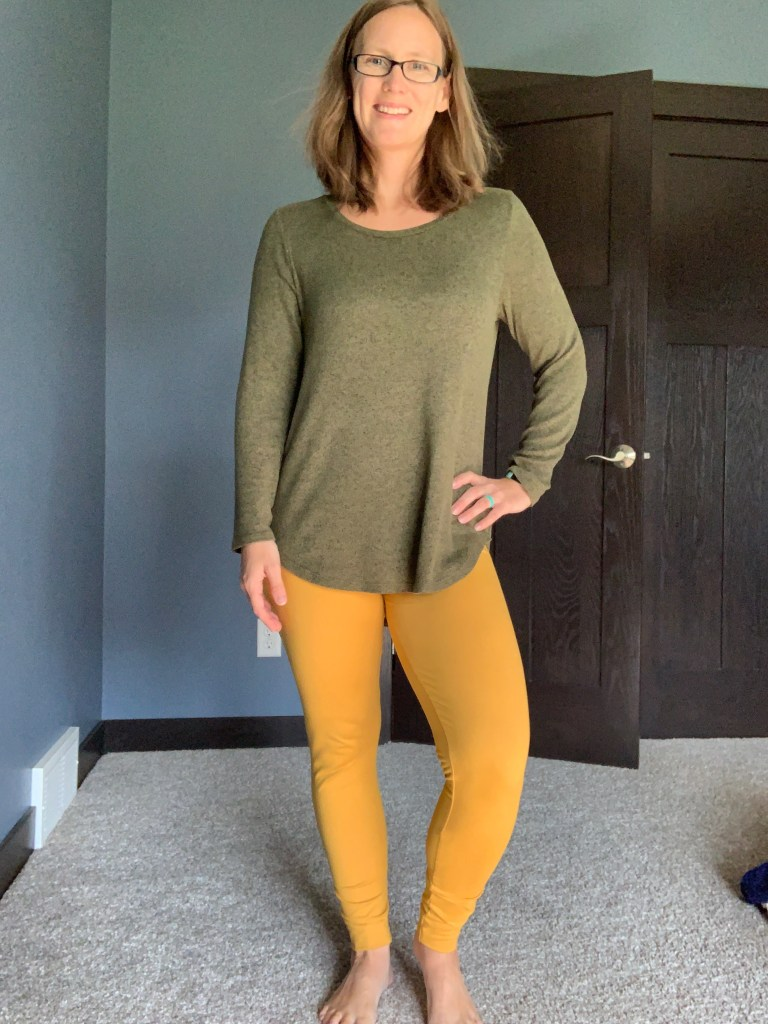 simple leggings pattern