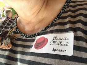 B Speaker tag
