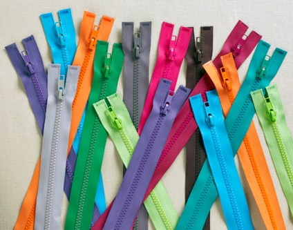 Coats Zippers