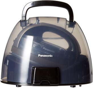 Champagne Panasonic Iron with cover