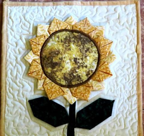 Sunflower Power by LJ Christensen