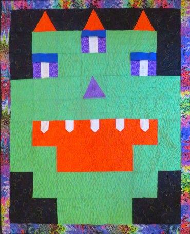 cc2300 My Little Monster by LJ Christensen