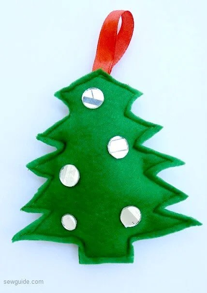 Make Your Own Christmas Ornaments From Fabric 8 Easy Ideas Sew Guide