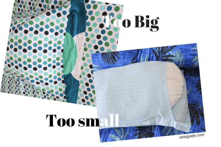 diy pillow covers how to sew a pillow