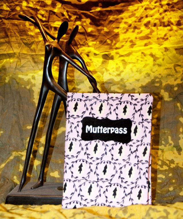 Mutterpass-Blanko