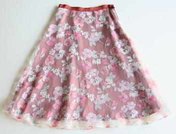 #17 【美人服レシピ】永遠の定番!ミモレフレアスカートの作り方