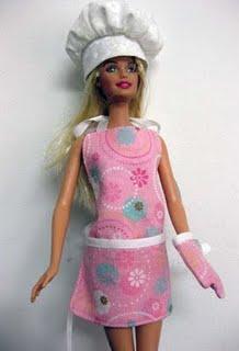 barbiechefapron