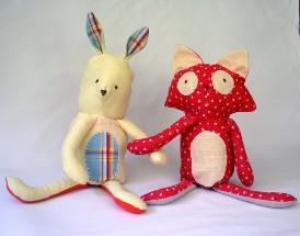 bunnyfoxflipdoll