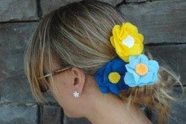 flowerhairclips