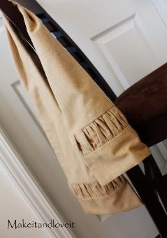 gatheredflannelscarf